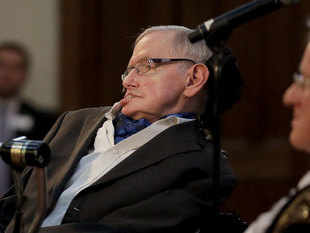 Hawking had earlier announced plans to build the most detailed 3-D map of the early universe using a supercomputing centre he founded at Cambridge University.