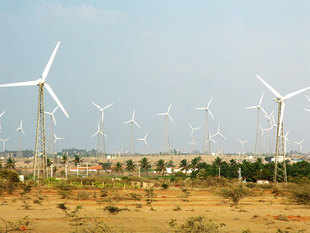 The auction, completed in February, had brought wind power tariff down steeply to Rs 3.46 per kwH.