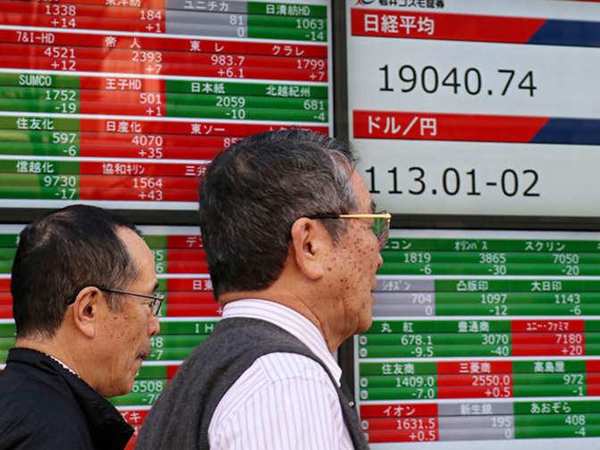 China stocks inch up despite B-share slump