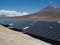 In the last two years, average domestic borrowing rates have declined by approximately 14 percent for solar projects.