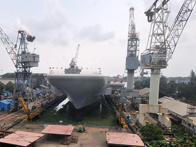 State-run Cochin Shipyard files IPO papers with Sebi