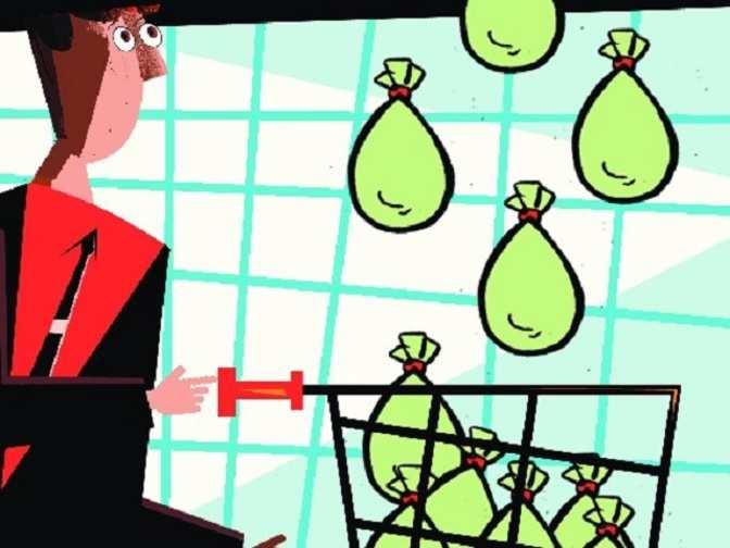 Market gains; Edelweiss, Dishman Pharma at fresh 52-week high