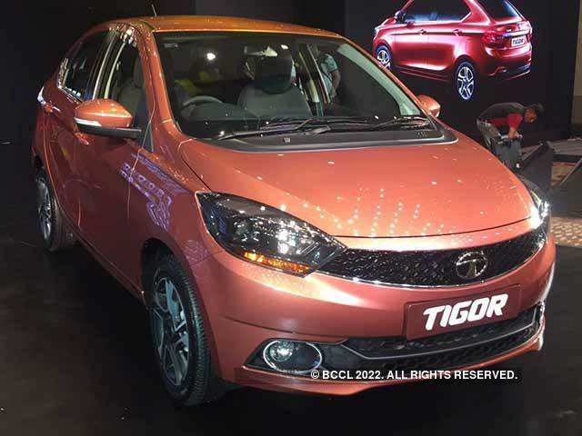 new car launches in hindiTata launches new sedan Tigor at Rs 470 lakh  Latest sedan in