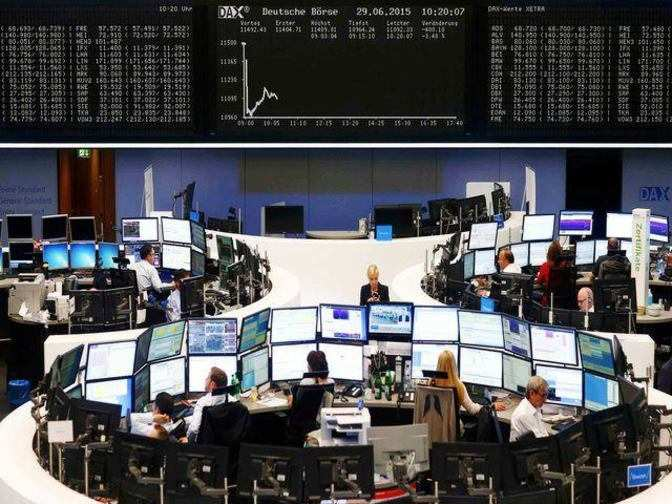 European shares muted as investors mull Brexit, oil provides support