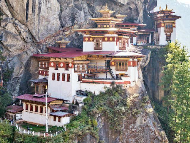 A trek to Bhutan's legendary Tiger's Nest monastery