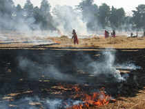 Authorities in Punjab are now planning to use satellite technology to keep a vigil on illegal burning of wheat straw in agricultural fields.