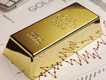 Gold prices on the MCX were trading flat with negative bias in early deals on Monday on account of profit booking.