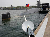 Military and defence industry officials in Taiwan have said the first submarine is expected to go into operation within 10 years.