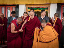 Speaking in Tawang, close to the Chinese border in Arunachal Pradesh, the Dalai Lama yesterday said the Chinese government cannot decide who will be the next Dalai Lama.