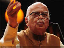 Advani said he thought he must speak about the subject in the presence of Hasina.