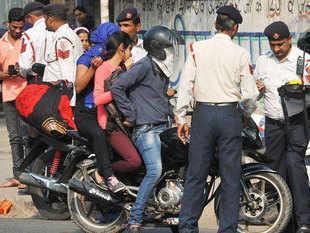 Motor Vehicles Bill Passes Lok Sabha Test Heavy Fine For