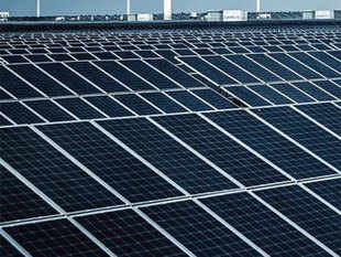 solar power solar tariffs fall to record low at ntpc auction the economic times. Black Bedroom Furniture Sets. Home Design Ideas