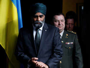 """MEA had described Sajjan as a man with an illustrious career """"who has served Canada and his community"""" as both a soldier and a police officer."""