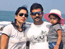 Chavan's  goals include saving for contingencies, child's education and wedding, a new car and retirement. (In Pic: Pramod Chavan, 33, Salaried, Pune)