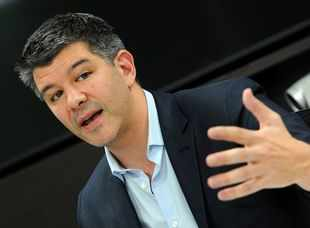 Uber declined to report first-quarter numbers, saying they were in line with expectations but that the company hasn't yet presented them to investors.