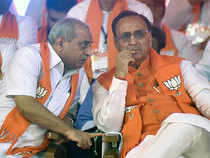 We will fight on the plank of development. We are walking on the path shown by our leader Narendrabhai, says Rupani.