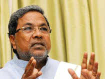 """""""After its win in UP, the BJP was under the illusion that there is a Modi wave across the country. Yeddyurappa was talking as though he had already become the CM,"""" Siddaramaiah said."""