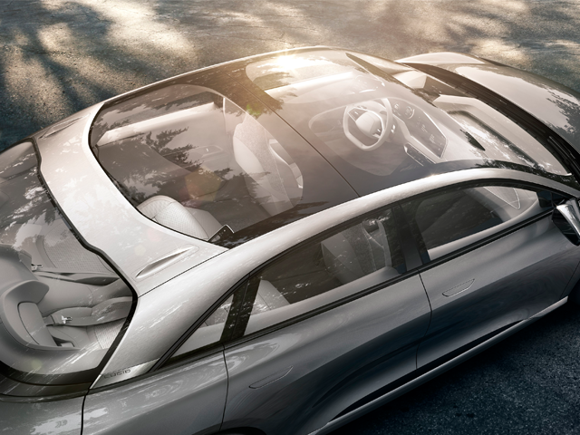 Air Mobile This Luxury Electric Car Is All Set To Take