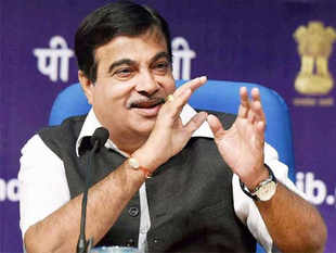 Nitin Gadkari made an announcement to this effect at a review meeting of NHAI projects in New Delhi on Tuesday.