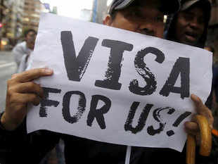 Australia is the third country to have reformed or amended its work visa or permit programme in less than two months for protecting local jobs