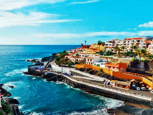 Want a tropical delight with panoramic view? Time to visit the Canary Islands in Spain