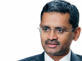 """""""We use temporary visas and a lot of what we do is based on mobility of people,"""" says Rajesh Gopinathan."""