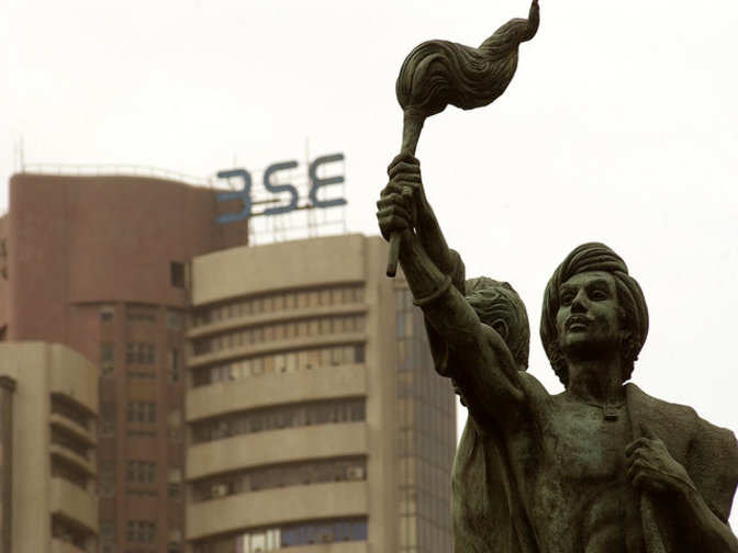 Sensex, Nifty50 start on a positive note; ICICI Bank slips; RIL, HDFC Bank gain