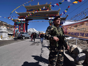 India has, in recent months, boosted the defences in Arunachal Pradesh.
