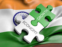 Indian economy is bouncing back and gross domestic product in this fiscal year will expand 7.5 percent and then 7.7 percent next, economists in the poll predicted.