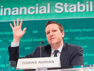 """""""The longer booms last and the larger credit grows, the more dangerous they become,"""" Adrian said while releasing the 2017 Global Financial Stability Report."""