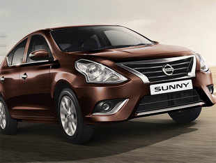 Under the new prices, petrol variant of Sunny will now cost Rs 6.99 lakh, a cut of Rs 1.01 lakh, while the top-end automatic transmission variant is tagged at Rs 8.99 lakh, a reduction of Rs 1.99 lakh.