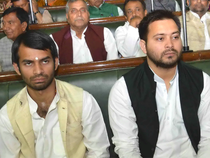 While Tejaswi won the 2015 assembly poll from Raghopur seat in Vaishali district, Tej Pratap Yadav is an MLA from Mahua in the same district.