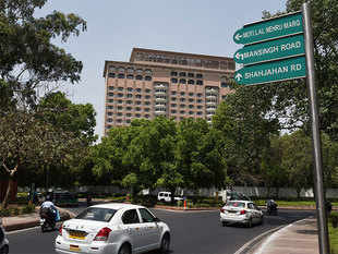 """The apex court also said that the """"blemish-free"""" record of the Tata Group firm may be taken into account by NDMC while auctioning the iconic property."""