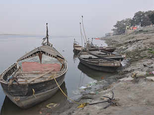 The tribunal was informed by the Ministry of Water and Resources that minimum environmental flow in Ganga should be 20 per cent in the lean season from November to March.