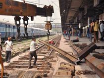 The Indian Railways had completely switched over to e- auction from June 1, 2013 and so far, nearly 8000 e-auctions have been conducted successfully.