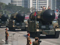 US fears their small strike may generate a big response from North Korea and that's making everyone sit tight right now.