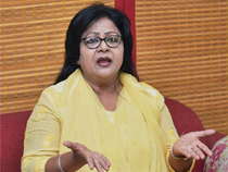 """Barkha Singh said: """"In the current organisation where I myself am unsafe, how will I empower women in that organisation. That is why I hereby resign from the post of President of Delhi Mahila Congress."""""""