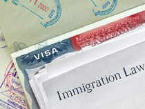 """""""It is not an immigration matter as we have said earlier, it is basically a trade and services issue,"""" External Affairs Ministry spokesperson Gopal Baglay said."""