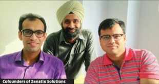 The trio set up Zenatix Solutions, a data-driven energy efficiency startup that uses advanced machine learning-based models and saves 10-30% energy for large commercial consumers of electricity.