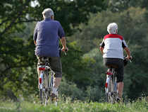 Cycling to work can significantly lower risk of developing cancer or heart disease