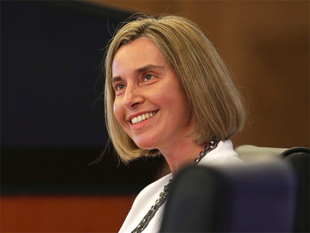 In spite of Britain's decision to leave, EU remains a global power, Mogherini said.
