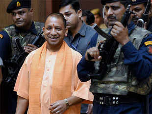 Yogi also told officials of the Culture Department that in future whatever awards were given, there should be place for whims.