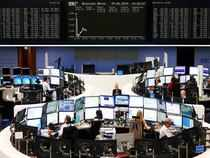 The CAC 40 fell 1 per cent, while the pan-European STOXX 600 index was down 0.1 per cent.