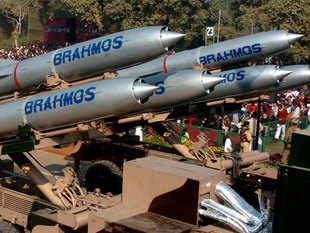 Indian Navy successfully test- fired the land-attack version of Brahmos supersonic cruise missile today.