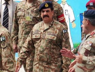 Sharif, who has army chief for three years till his retirement on November 29, 2016, left for Riyadh today on a special aircraft and was accompanied by his wife and mother.