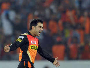 """""""I don't set goals because that will put additional pressure on me,"""" says Rashid Khan."""
