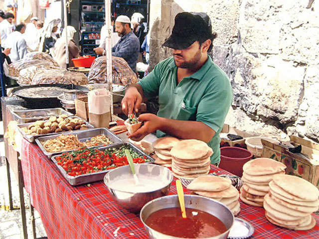 Egyptian cuisine: A supernova of flavours serving up several cultures and continents on a single plate