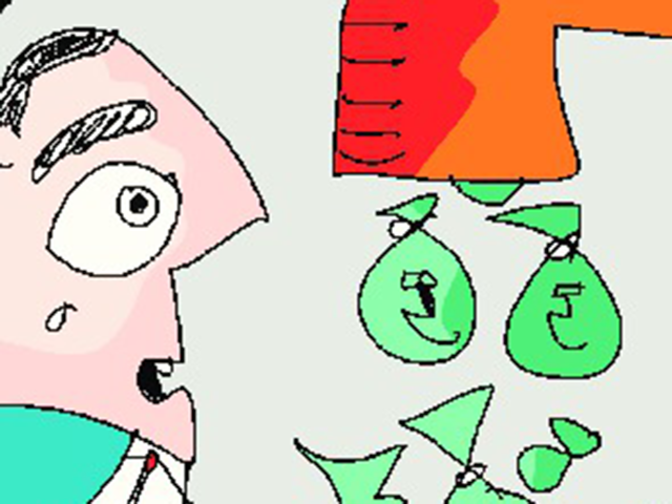FPI net inflow at Rs 18,890 crore in April so far