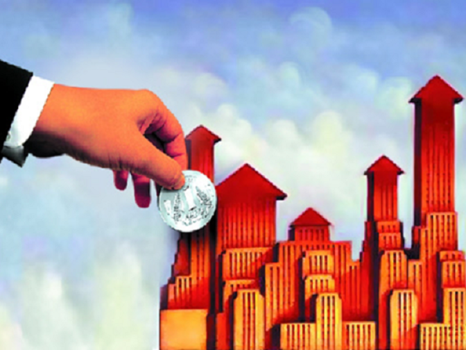 Indiabulls Real Estate surges over 80% in April