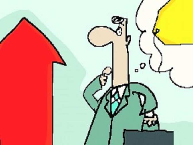 Sensex up; Adani Enterprises, India Cements rally over 5%